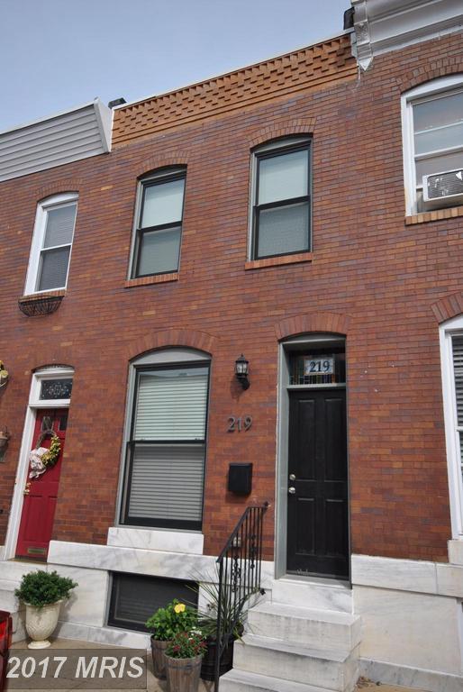 219 Robinson Street S, Baltimore, MD 21224 (#BA10073966) :: Pearson Smith Realty