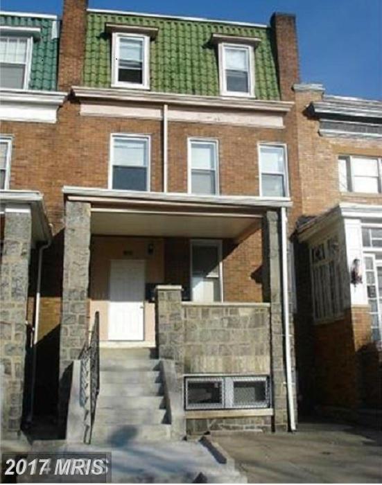 2501 Brookfield Avenue, Baltimore, MD 21217 (#BA10076007) :: LoCoMusings