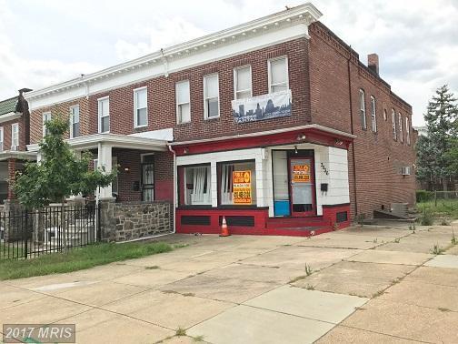3536 Ellerslie Avenue, Baltimore, MD 21218 (#BA10076495) :: LoCoMusings