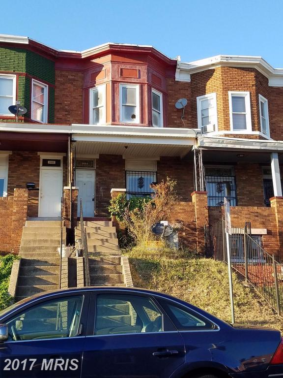 2420 Presbury Street, Baltimore, MD 21216 (#BA10076835) :: LoCoMusings