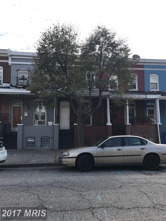 1835 Presstman Street, Baltimore, MD 21217 (#BA10079080) :: LoCoMusings