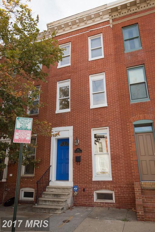 1541 Hanover Street, Baltimore, MD 21230 (#BA10079708) :: LoCoMusings
