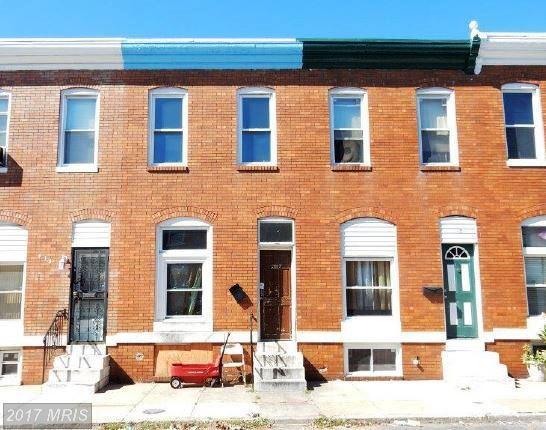 616 Curley Street, Baltimore, MD 21205 (#BA10080015) :: LoCoMusings