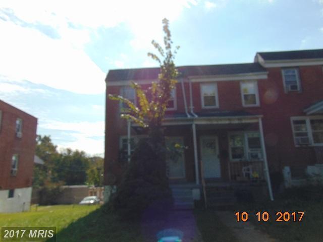 3529 Wilkens Avenue, Baltimore, MD 21229 (#BA10081310) :: LoCoMusings