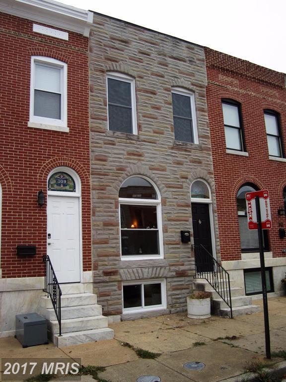311 East Avenue S, Baltimore, MD 21224 (#BA10081769) :: LoCoMusings