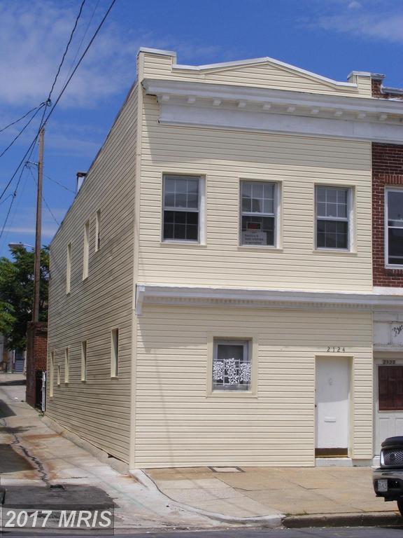 2124 Presbury Street, Baltimore, MD 21217 (#BA10083105) :: Pearson Smith Realty
