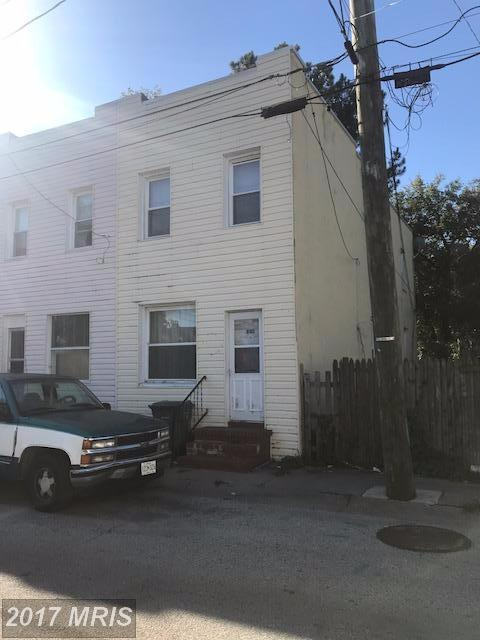 403 Cambria Street, Baltimore, MD 21225 (#BA10084304) :: LoCoMusings
