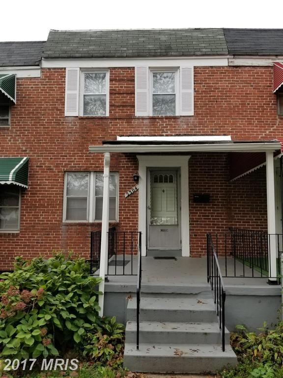 2304 Dukeland Street, Baltimore, MD 21216 (#BA10084316) :: LoCoMusings