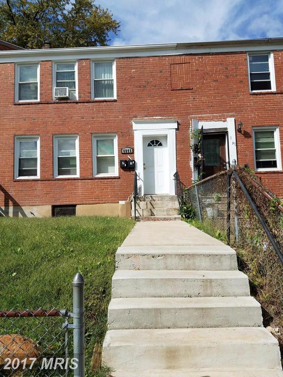 4046 Hilton Road, Baltimore, MD 21215 (#BA10084419) :: LoCoMusings