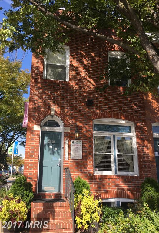 2000 Mcelderry Street, Baltimore, MD 21205 (#BA10085744) :: The Dailey Group