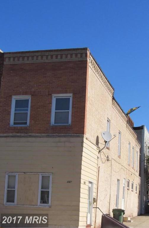 847-S Kenwood Avenue S, Baltimore, MD 21224 (#BA10085863) :: The Sebeck Team of RE/MAX Preferred
