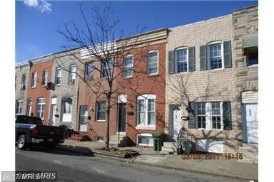 3504 Lombard Street, Baltimore, MD 21224 (#BA10086465) :: The Dailey Group