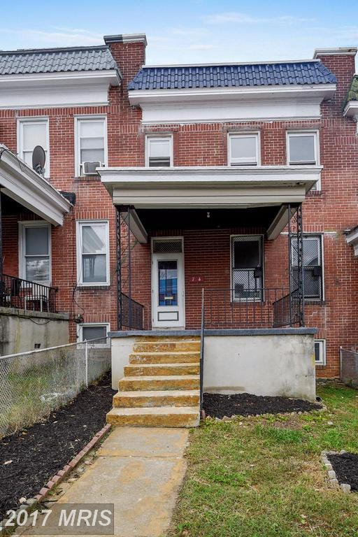 784 Linnard Street, Baltimore, MD 21229 (#BA10092078) :: Pearson Smith Realty