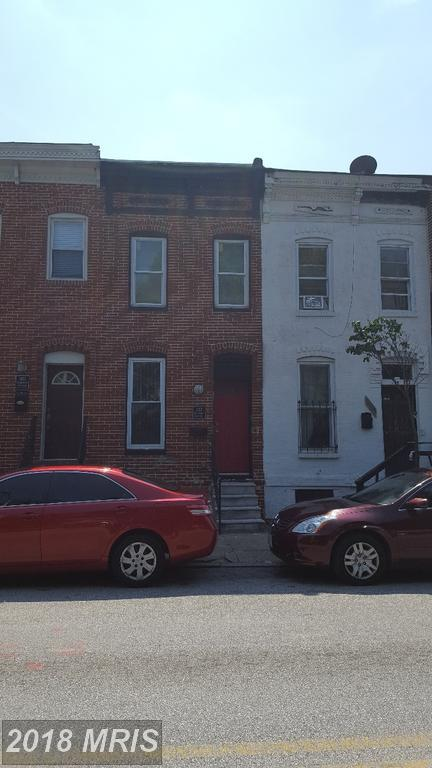 1453 Washington Boulevard, Baltimore, MD 21230 (#BA10093666) :: Blackwell Real Estate