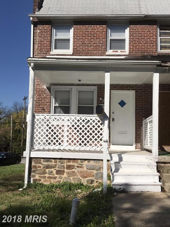 3202 Saint Ambrose Avenue, Baltimore, MD 21215 (#BA10094035) :: Pearson Smith Realty