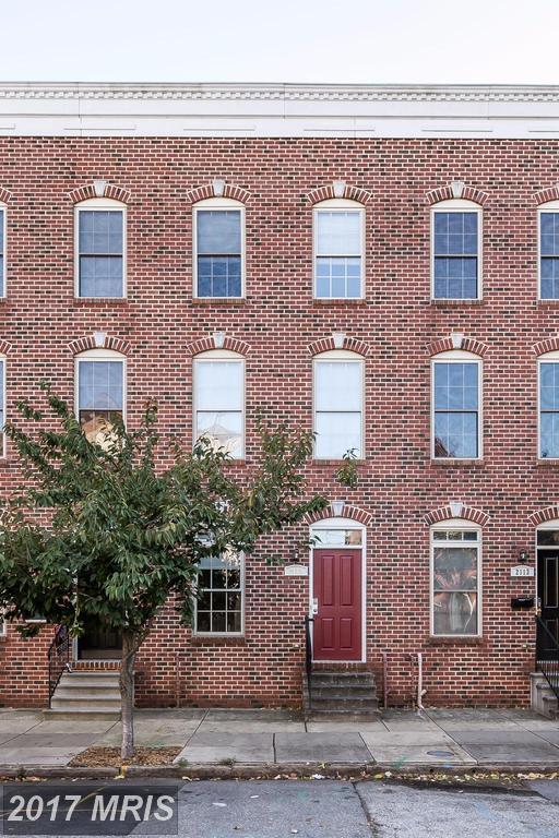 2115 E Fairmount Avenue, Baltimore, MD 21231 (#BA10095833) :: SURE Sales Group