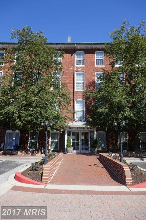 2639 Boston Street #315, Baltimore, MD 21224 (#BA10097051) :: Pearson Smith Realty