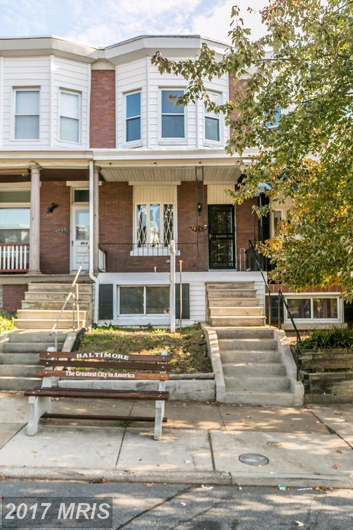 4143 Falls Road, Baltimore, MD 21211 (#BA10097237) :: The MD Home Team