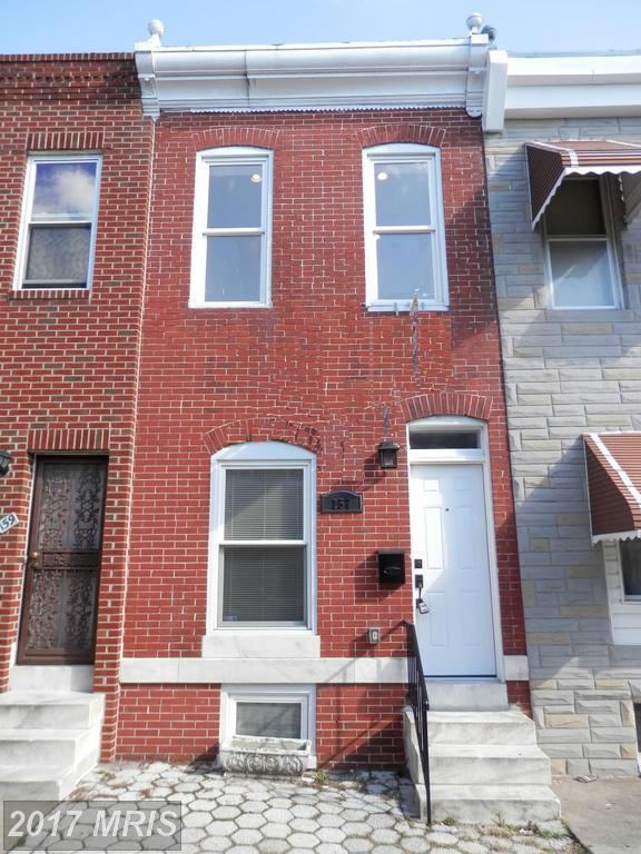 157 Decker Avenue N, Baltimore, MD 21224 (#BA10099068) :: Pearson Smith Realty