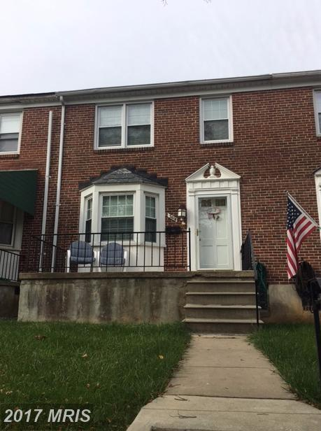 3618 Delverne Road, Baltimore, MD 21218 (#BA10099308) :: Pearson Smith Realty