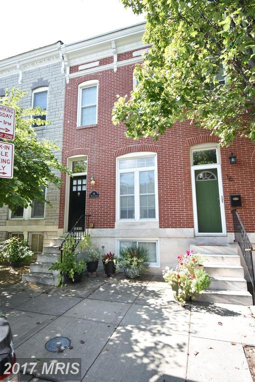 14 Milton Avenue, Baltimore, MD 21224 (#BA10100885) :: Pearson Smith Realty