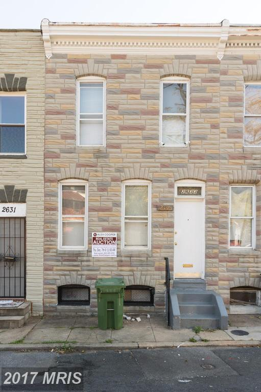2633 Hafer Street, Baltimore, MD 21223 (#BA10102807) :: Pearson Smith Realty