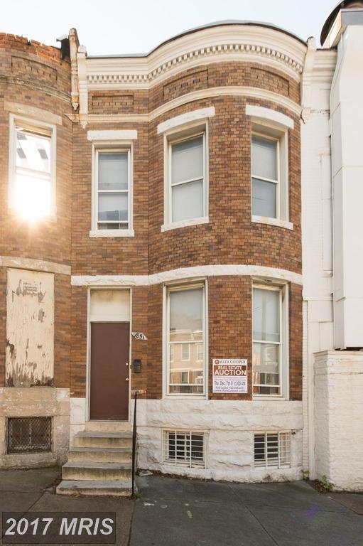 1831 Riggs Avenue, Baltimore, MD 21217 (#BA10102822) :: Pearson Smith Realty