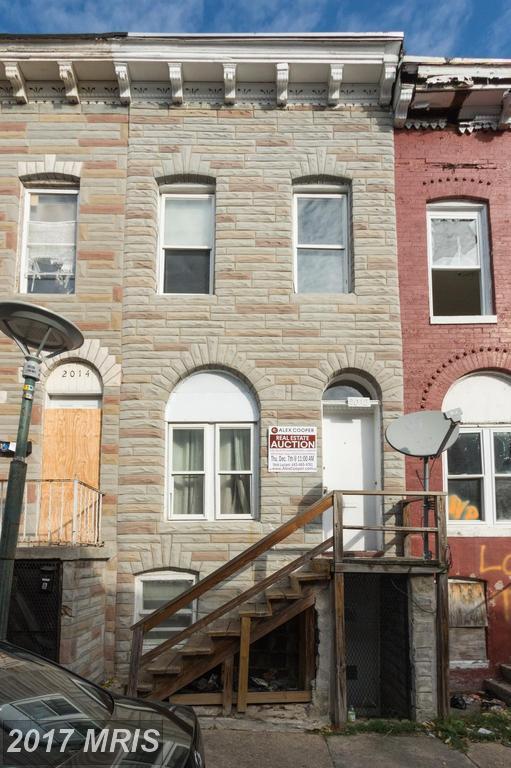 2012 Ridgehill Avenue, Baltimore, MD 21217 (#BA10102823) :: Pearson Smith Realty