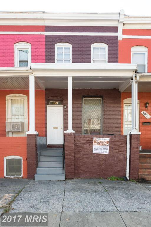1827 Presstman Street, Baltimore, MD 21217 (#BA10102827) :: Pearson Smith Realty