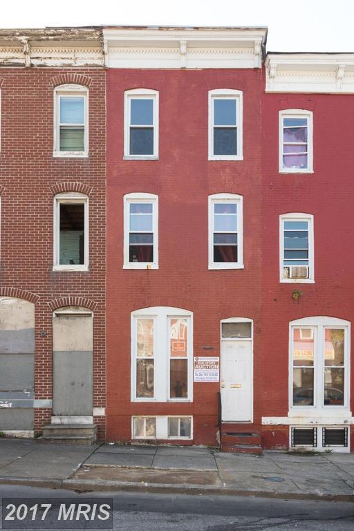 1707 Presstman Street, Baltimore, MD 21217 (#BA10102830) :: Pearson Smith Realty