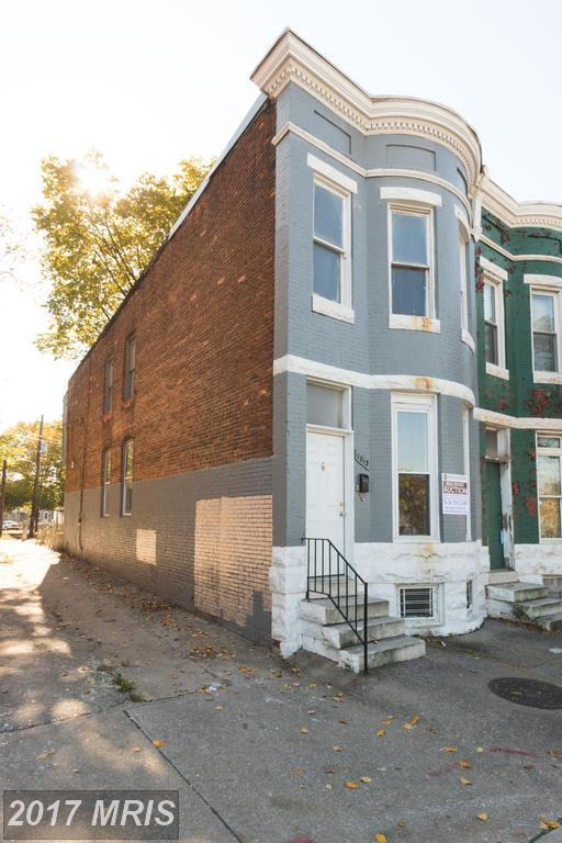 1813 Mulberry Street W, Baltimore, MD 21223 (#BA10102840) :: Pearson Smith Realty