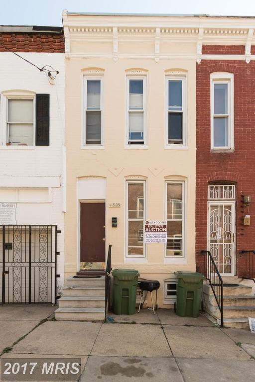 1809 Mckean Avenue, Baltimore, MD 21217 (#BA10102846) :: Pearson Smith Realty