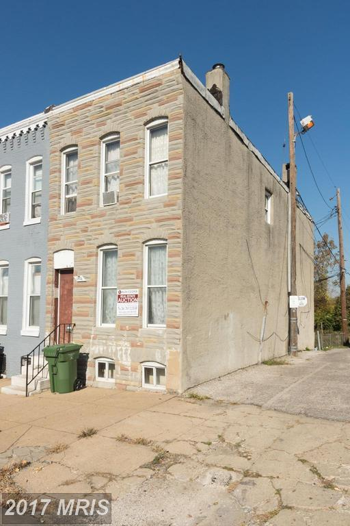 1804 Laurens Street, Baltimore, MD 21217 (#BA10102861) :: Pearson Smith Realty