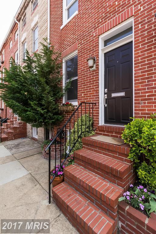 29 Wheeling Street, Baltimore, MD 21230 (#BA10103443) :: SURE Sales Group