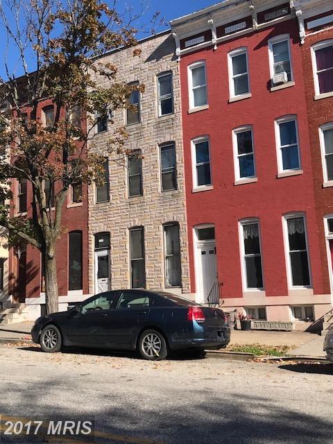 1813 Caroline Street N, Baltimore, MD 21213 (#BA10104998) :: Pearson Smith Realty