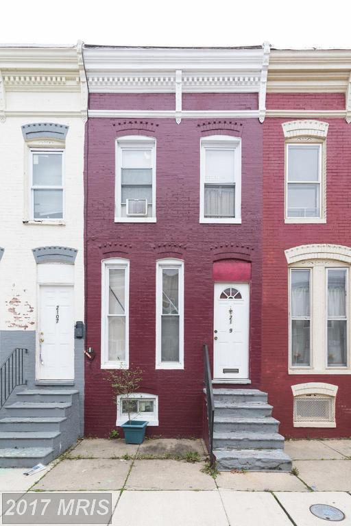 2109 Ridgehill Avenue, Baltimore, MD 21217 (#BA10106106) :: Pearson Smith Realty