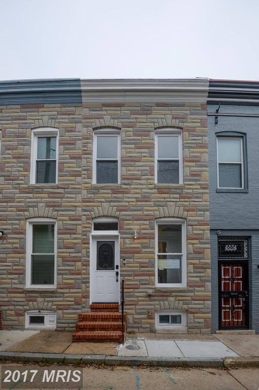 5 Duncan Street N, Baltimore, MD 21231 (#BA10106168) :: SURE Sales Group