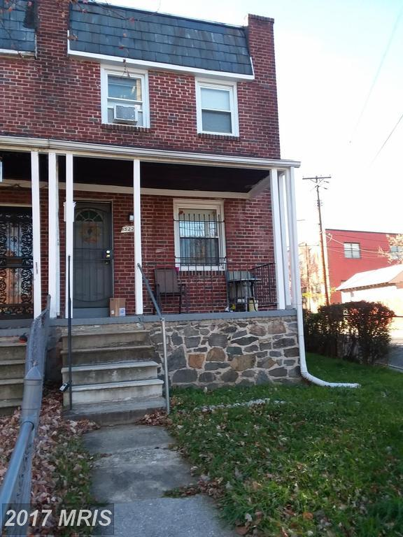 5224 Ready Ave, Baltimore, MD 21212 (#BA10106994) :: The MD Home Team