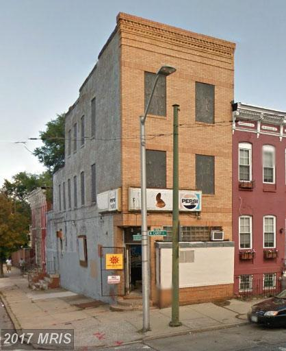 245 Carey Street N, Baltimore, MD 21223 (#BA10107694) :: The Lingenfelter Team