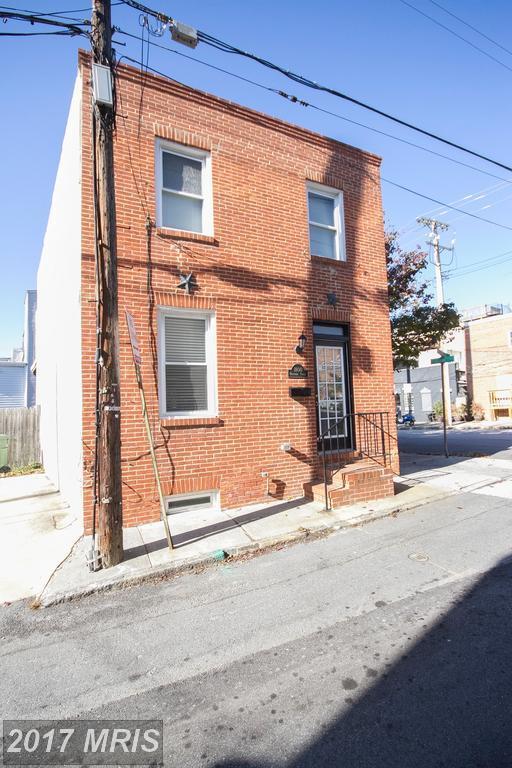 1800 Westphal Place, Baltimore, MD 21230 (#BA10107805) :: SURE Sales Group