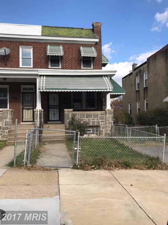 1610 Homestead Street, Baltimore, MD 21218 (#BA10107809) :: Blackwell Real Estate