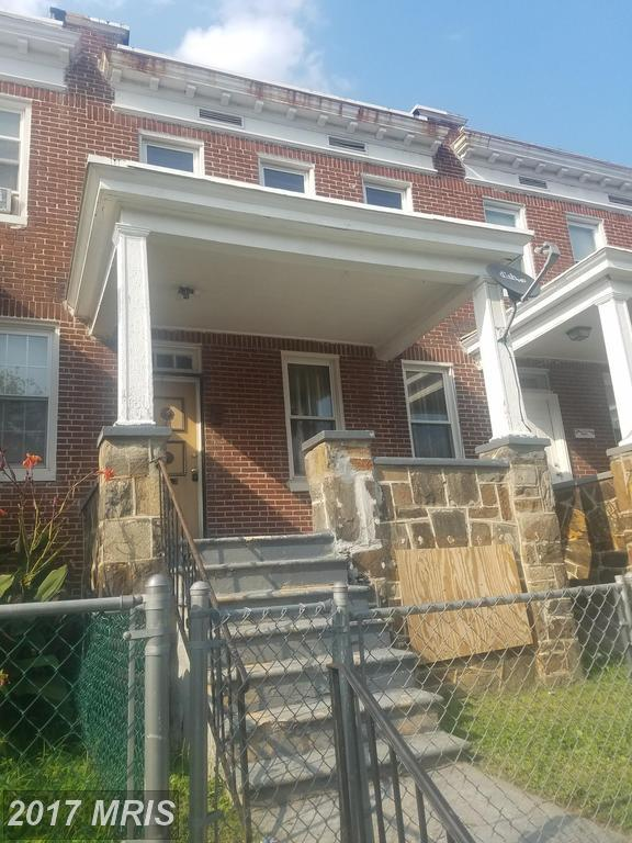 650 Dumbarton Avenue, Baltimore, MD 21218 (#BA10107841) :: Blackwell Real Estate