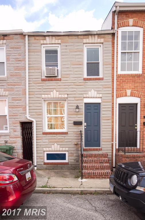 815 Curley Street, Baltimore, MD 21224 (#BA10107934) :: The Dwell Well Group