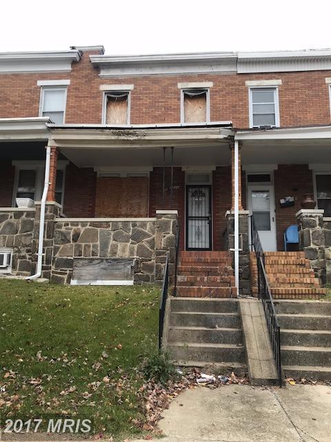 2626 Cecil Avenue, Baltimore, MD 21218 (#BA10108042) :: Provident Real Estate