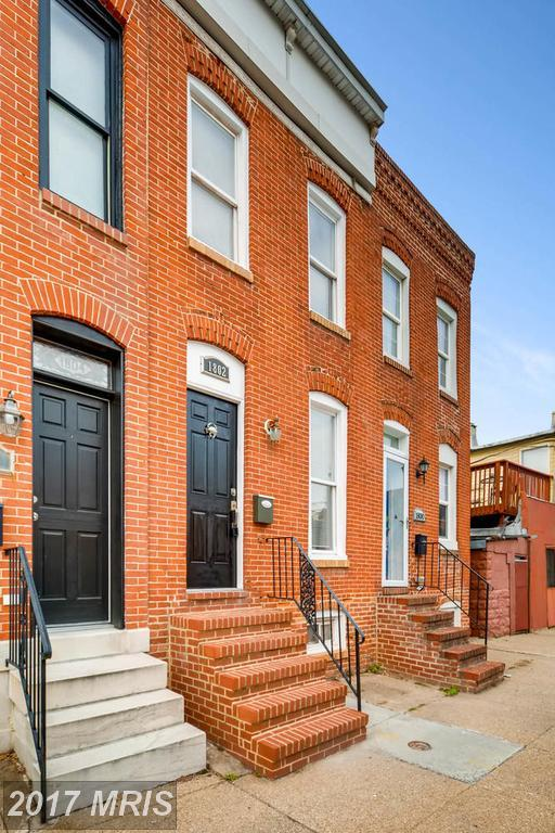 1802 Charles Street, Baltimore, MD 21230 (#BA10108277) :: The Miller Team