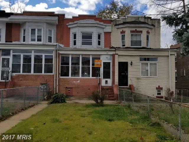 517 Maude Avenue, Baltimore, MD 21225 (#BA10108803) :: Pearson Smith Realty