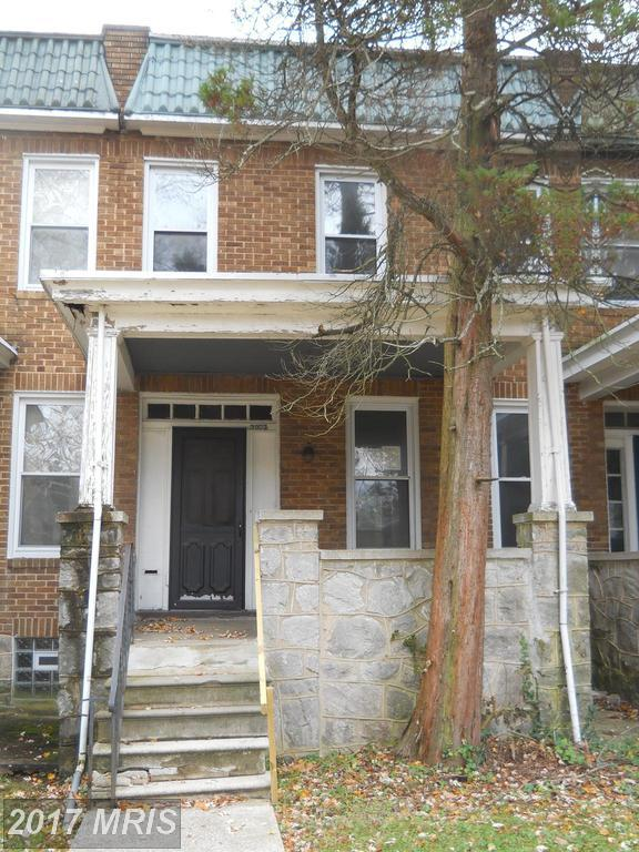 3903 Gwynn Oak Avenue, Baltimore, MD 21207 (#BA10109184) :: Century 21 New Millennium