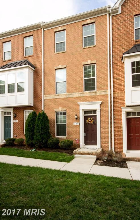 728 Macon Street S, Baltimore, MD 21224 (#BA10109419) :: United Real Estate Premier