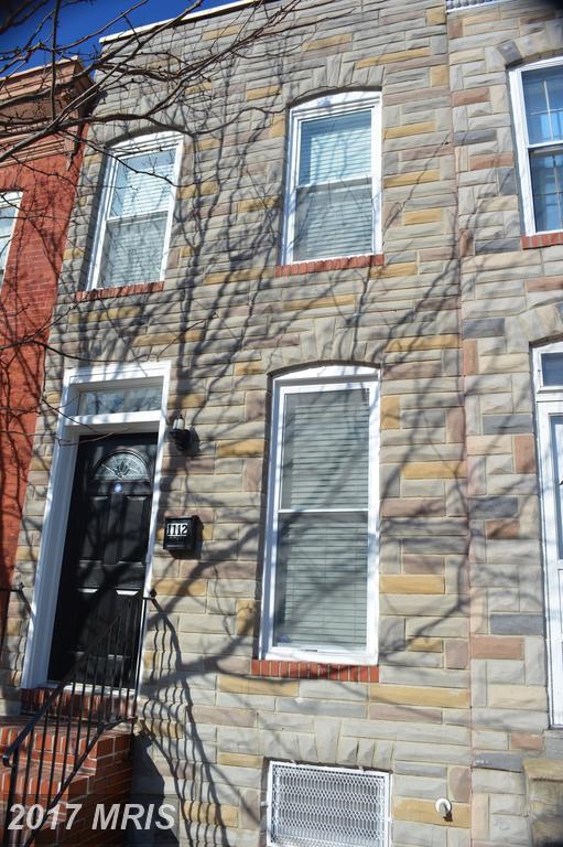 1112 Washington Boulevard, Baltimore, MD 21230 (#BA10111864) :: Pearson Smith Realty