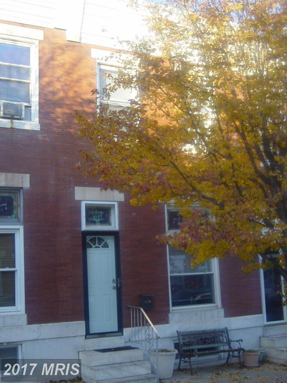 3810 Hudson Street, Baltimore, MD 21224 (#BA10112836) :: Pearson Smith Realty